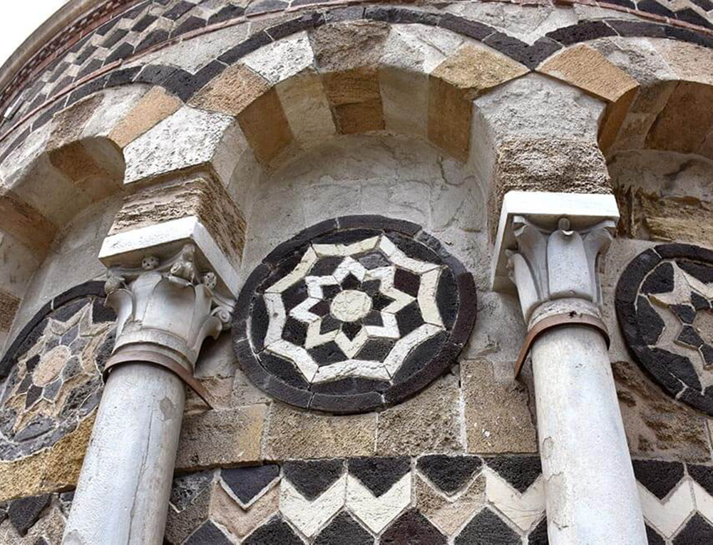 Chiesa dei Catalani - dettaglio